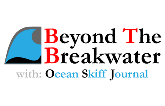 Saltwater fly fishing | Beyond The Breakwater | Ocean Skiff Journal Sticky Logo Retina